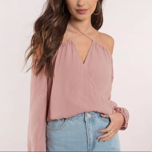 Tobi Twist and Shout Top